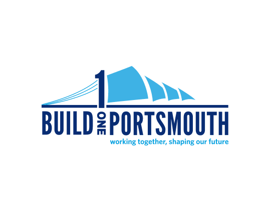 Build One Portsmouth Logo